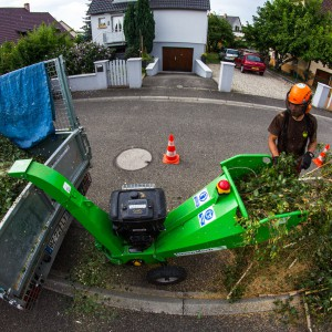 Defrichhage, compost